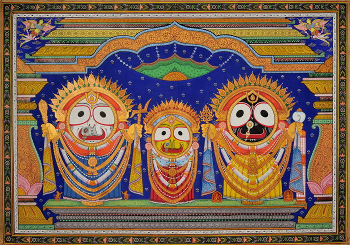 7 Interesting Facts About Pattachitra Paintings Of Odisha